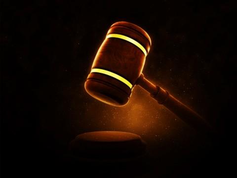 Pemukul Hakim Divonis 6 Bulan Penjara