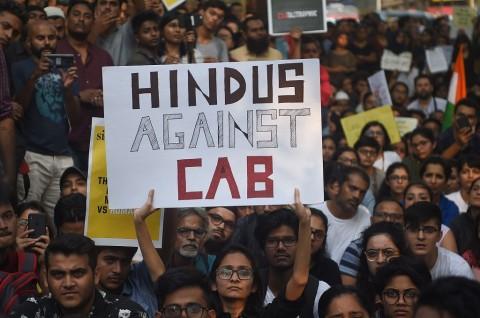 UU Kewarganegaraan India: Polisi Bantah Tembaki Pedemo