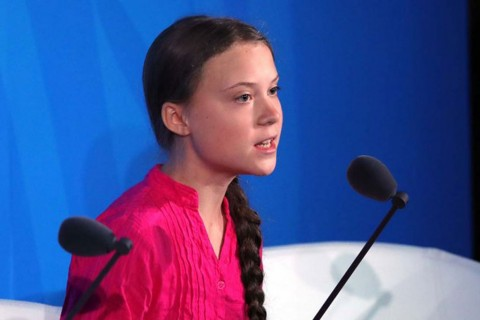 Kisah Greta Thunberg akan Difilmkan