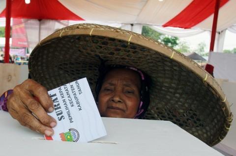 Dua Istri Wakil Bupati Blitar Jadi Kepala Desa