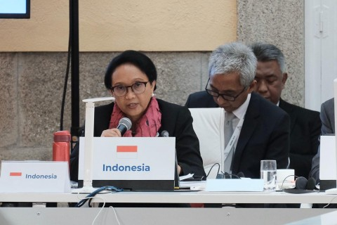 Indonesia Calls ASEM Partners to Enhance Connectivity