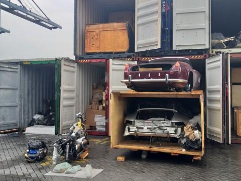 Penyelundupan Kendaraan Mewah di Tanjung Priok Rugikan Negara Rp48 Miliar
