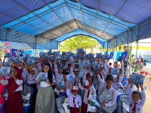 Anak Indonesia Diajak Mencintai Laut Melalui Buku