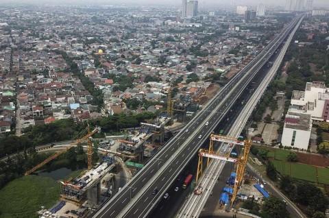 Tol Layang Jakarta-Cikampek, Bikin Rest Area Lebih Lancar