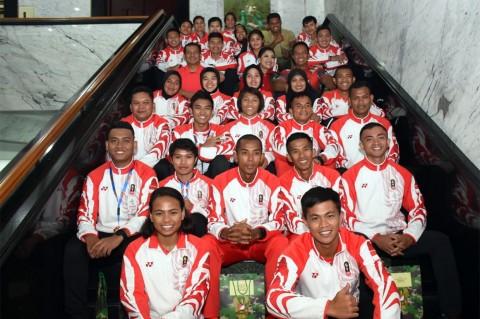 Raih Medali SEA Games, Atlet TNI AD Terima Penghargaan dari KSAD