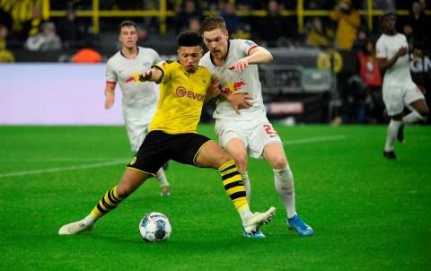 Hujan Gol, Dortmund Ditahan Imbang Leipzig