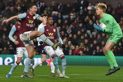 Aston Villa Lumat Pemain Muda Liverpool 5-0