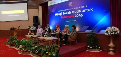 Kesehatan dan Pendidikan Perempuan Penting Demi Indonesia Emas