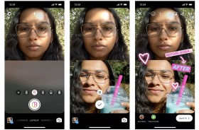 Cara Ciptakan Kolase Foto di Instagram Stories Pakai Mode Layout