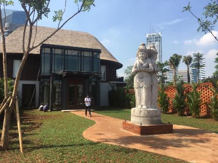 Hutan Plataran Senayan Refleksi Budaya dan Kuliner Indonesia