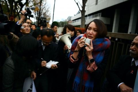 Jurnalis Jepang Divonis Bayar Rp422 Juta Usai Perkosa Perempuan