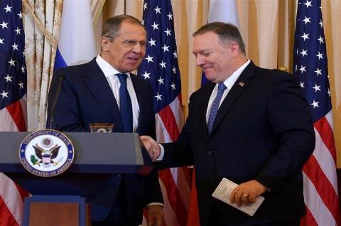 Sering Beda Pendapat dengan AS, Rusia Kedepankan Dialog