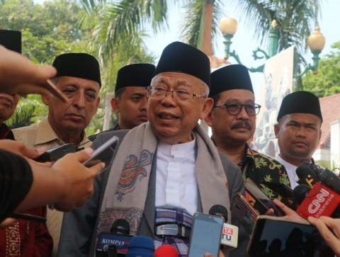 Ma'ruf Calls Off Plan to Attend Kuala Lumpur Summit