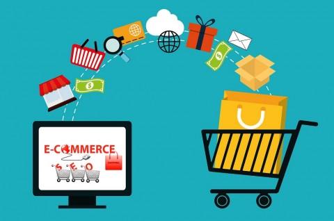 4 <i>Marketplace</i> Kuasai Belanja Daring di Indonesia