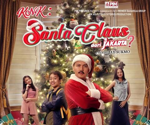 Film KNK: Santa Claus dari Jakarta Ingin Bisa Dinikmati Seluruh Keluarga