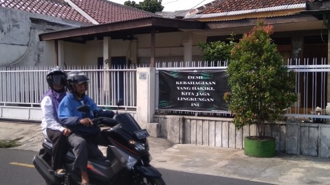 Densus 88 Geledah Rumah Terduga Teroris di DIY