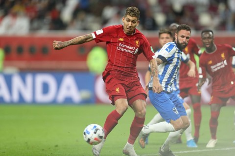 Firmino Antar Liverpool ke Final Piala Dunia Antarklub