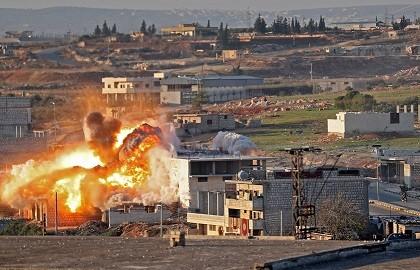 PBB Serukan Hentikan Kekerasan di Suriah