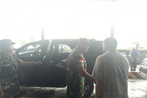 Jenazah Dua Prajurit TNI Diterbangkan ke Medan dan Jakarta