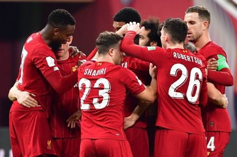 Liverpool Bertemu Flamengo di Final Piala Dunia Antarklub