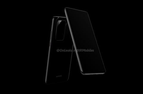 Bocoran Terbaru Penampakan Huawei P40