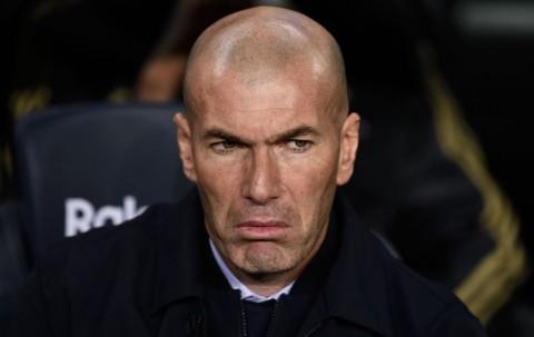 Zidane Menyayangkan Hasil Imbang Lawan Barcelona