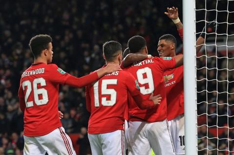 MU ke Semifinal Piala Liga Inggris