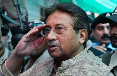 Pemerintah Pakistan Bela Musharraf dari Vonis Mati