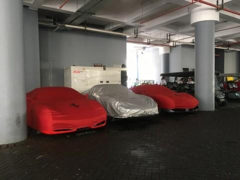 5 Mobil Mewah Sitaan Polda Jatim Teridentifikasi