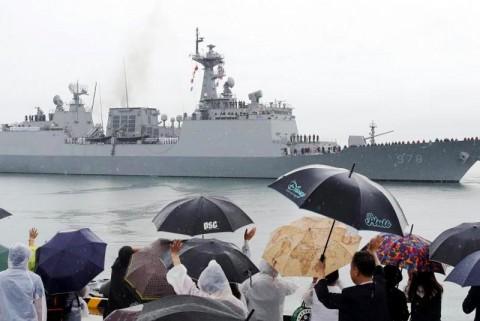 Korea Selatan Pertimbangkan Kirim Kapal Perang ke Selat Hormuz