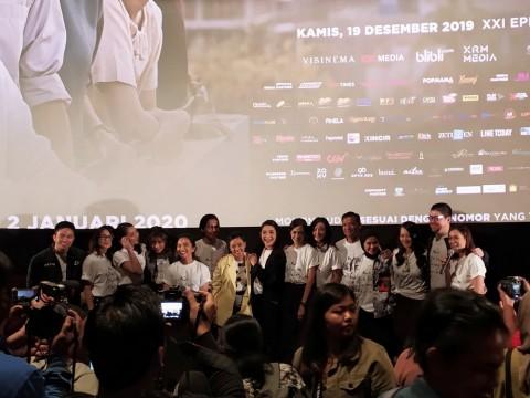 Refleksi Kehidupan Angga Dwimas Sasongko saat Sutradarai Film NKCTHI