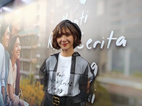 Cerita Unik Sheila Dara Diajak Bintangi Film NKCTHI
