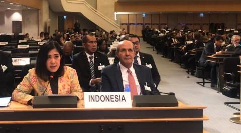 Indonesia Tegaskan Komitmen Tata Kelola Pengungsi Global