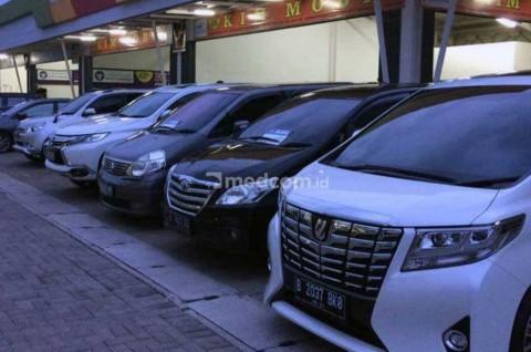 Jelang Akhir Tahun, Penjualan Mobil Bekas Turun Drastis