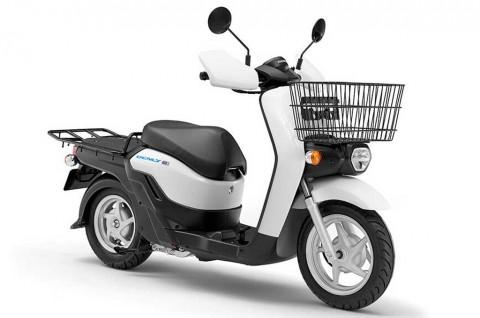 Honda Benly Electric Mulai Diproduksi?