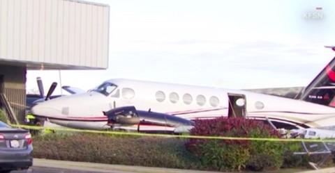 Gadis Remaja Nekat Curi dan Tabrakkan Pesawat di AS