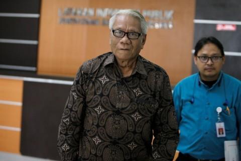 Harjono Claims He Will be Inaugurated as KPK Supervisory Board Member