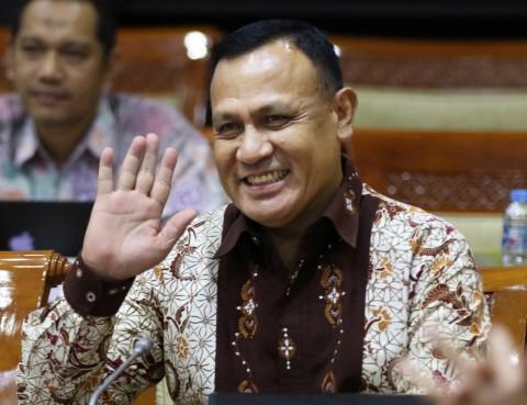 Pimpinan KPK Jilid V Siap Membumihanguskan Korupsi