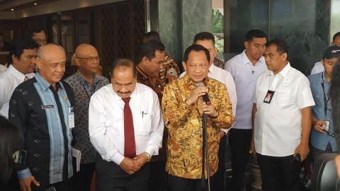 Dana Pembangunan Kabupaten/Kota Capai Rp856 Triliun