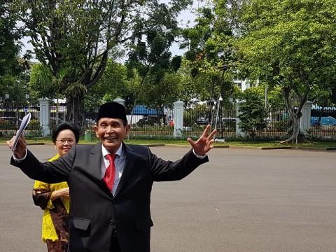 Tumpak Panggabean Picked as KPK Supervisory Board Head