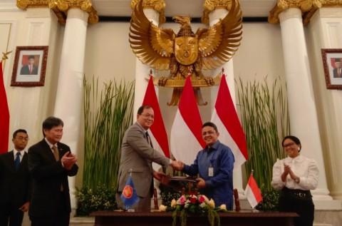 Indonesia-ASEAN Sepakati Perjanjian Hibah Repatriasi Rohingya