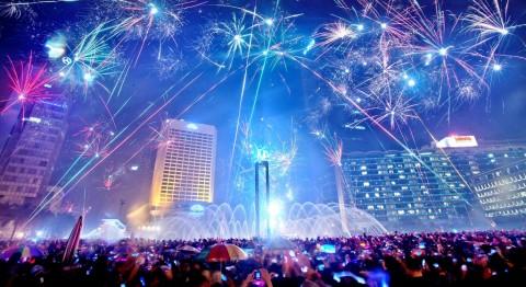DKI Rekayasa Lalu Lintas di Malam Tahun Baru