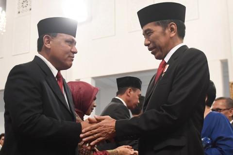 Dewan Pengawas dan Pimpinan KPK Ucapkan Sumpah Jabatan