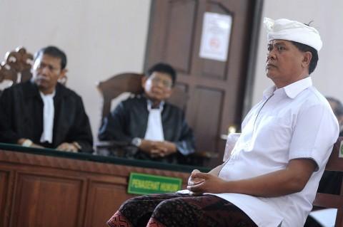I Ketut Sudikerta Divonis 12 Tahun Penjara