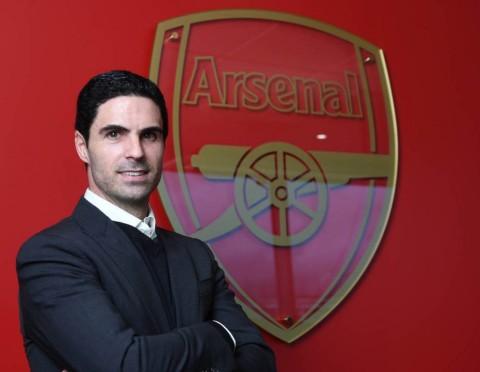 Arsenal Resmi Tunjuk Arteta Sebagai Nakhoda Baru