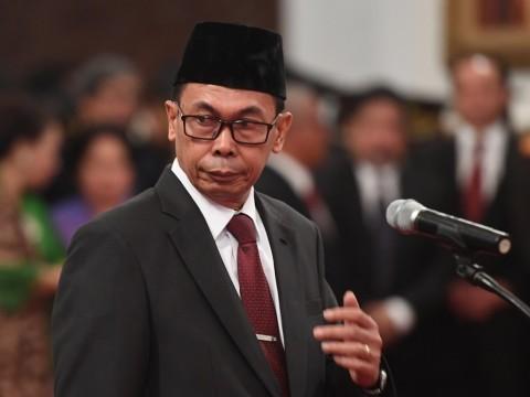 Wakil Ketua KPK Nawawi Pomolango Mundur Sebagai Hakim