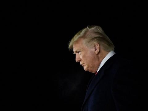 Pertarungan DPR AS Soal Pemakzulan Trump Bakal Sengit
