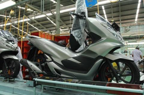 Honda PCX Rambah Pasar Otomotif Brasil