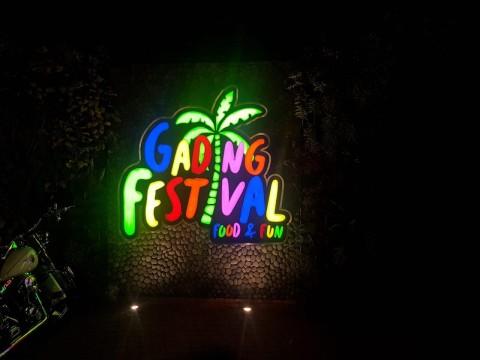Gading Festival Perkaya Kuliner di Tanah Air Berkonsep Ramah Keluarga