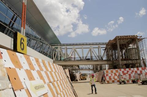 Progres Pembangunan Bandara Internasional El Tari